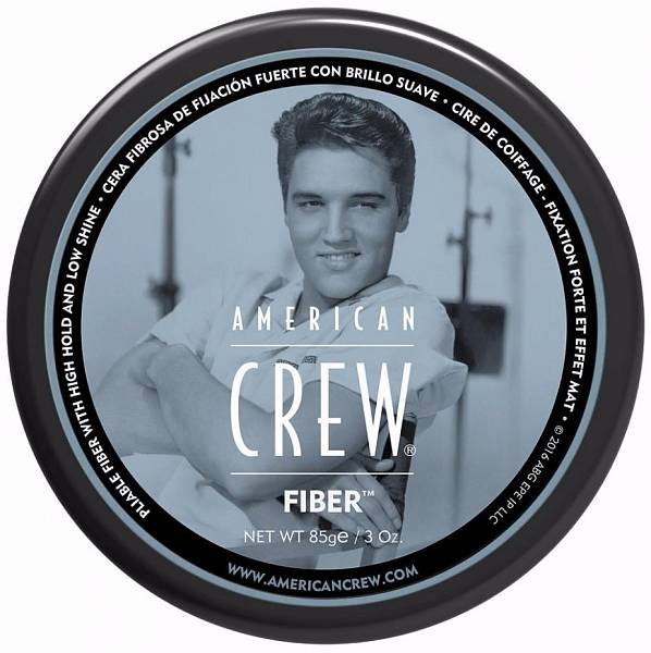 American Crew Elvis Presley Паста высокой фиксации King Fiber Gel