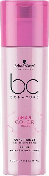 Schwarzkopf BC pH 4.5 Color Freeze Кондиционер для окрашенных волос
