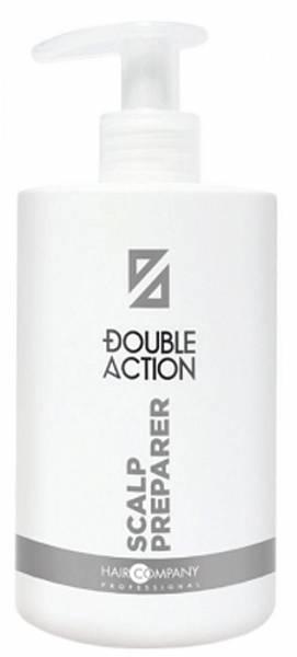 Hair Company Double Action Подготовительное средство для кожи головы Scalp Preparer