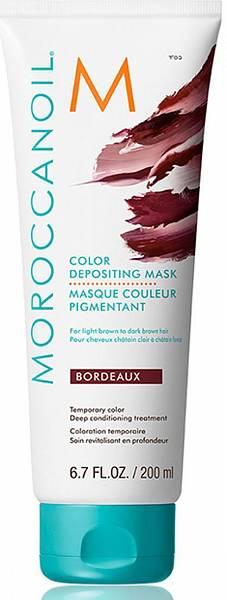 Moroccanoil Color Тонирующая маска Bordeaux с расчёской в подарок