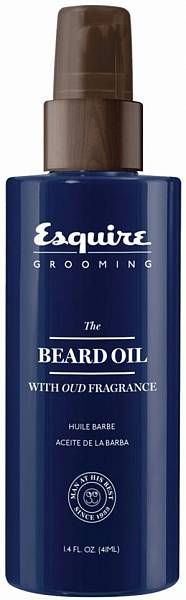Esquire Grooming Масло для бороды с ароматом масла дерева Уд