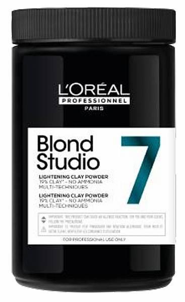 Loreal Blond Studio Пудра-глина для обесцвечивания 7 тон