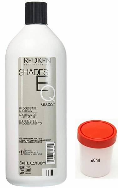 Redken Processing Solution Проявитель-уход для краски Shades EQ Gloss