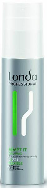 Londa Styling Гель-воск для укладки волос нормальной фиксации ADAPT IT