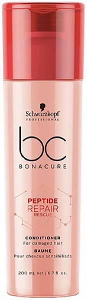 Schwarzkopf BC Peptide Repair Rescue Кондиционер для волос