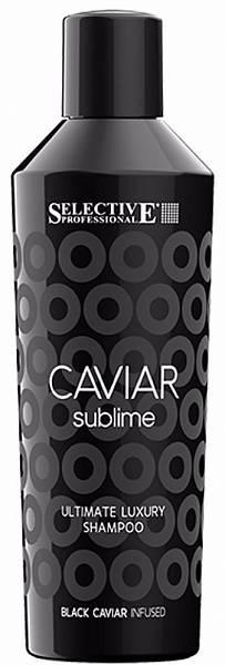 Selective Caviar Sublime Шампунь для оживления ослабленных волос Ultimate Luxury