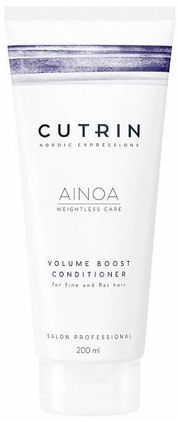 Cutrin AINOA Кондиционер для придания объёма Volume Boost