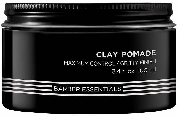 Redken Brews Помада-глина Clay Pomade