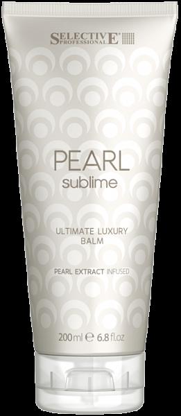 Selective Pearl sublime Бальзам с экстрактом жемчуга