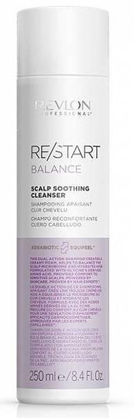 Revlon ReStart Balance Мягкий шампунь для чувствительной кожи головы
