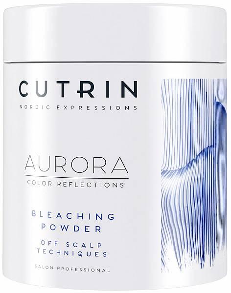Cutrin Aurora Bleach Осветляющий порошок без запаха