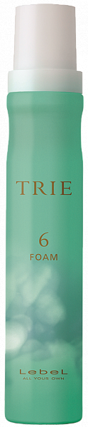 Lebel Trie Platinum Collection Пена для укладки Foam 6