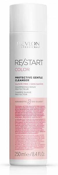 Revlon ReStart Color Шампунь для нежного очищения окрашенных волос