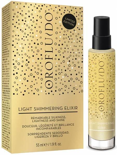 Orofluido Ультра-лёгкое сухое масло Light Shimmering Elixir