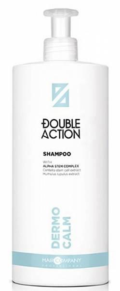 Hair Company Double Action Шампунь смягчающий Dermo Calm