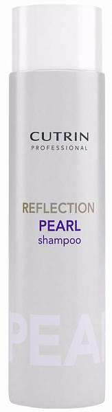 Cutrin Reflection Color Care Шампунь для поддержания цвета Перламутровый блеск Pearl