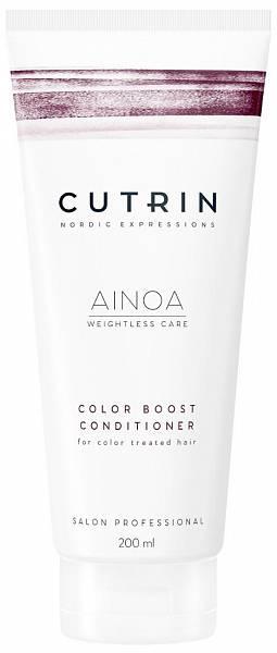 Cutrin AINOA Кондиционер для сохранения цвета Color Boost