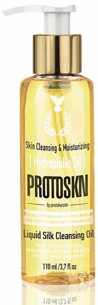 Protokeratin ProtoSKN Гидрофильное масло для умывания и снятия макияжа