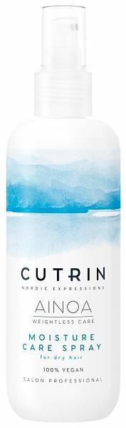 Cutrin AINOA Увлажняющий спрей-дымка Moisture