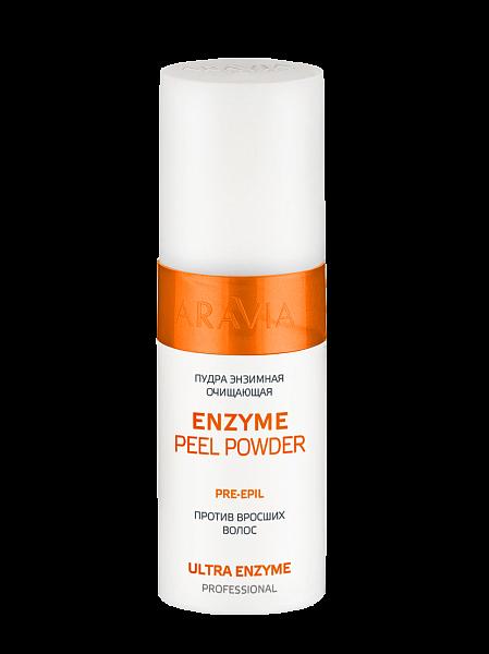 Aravia Professional Пудра энзимная очищающая против вросших волос Enzyme Peel-Powder