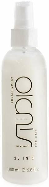 Kapous Studio Professional Крем-спрей для волос 15 в 1