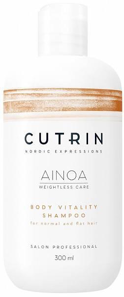 Cutrin AINOA Шампунь для укрепления волос Body Vitality