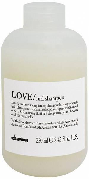 Davines Essential Шампунь для усиления завитка LOVE CURL