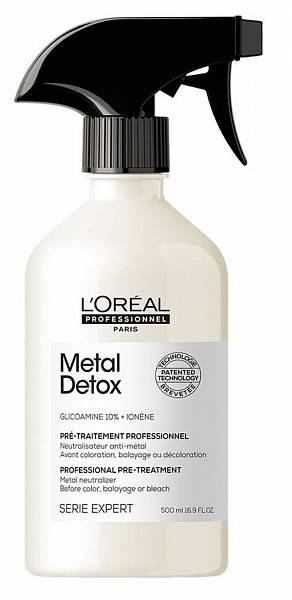 Loreal Metal Detox Спрей для восстановления