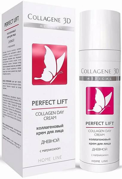Medical Collagen 3D Perfect Lift Крем для лица дневной