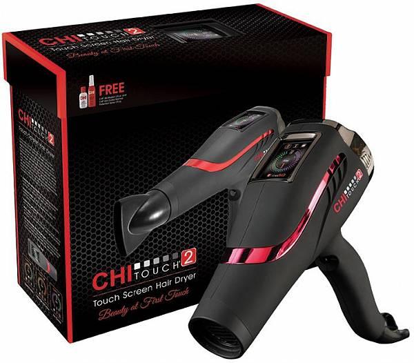 CHI Уникальный фен для волос Touch 2