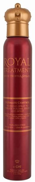 CHI Royal Treatment Лак для волос совершенный контроль Ultimate Control