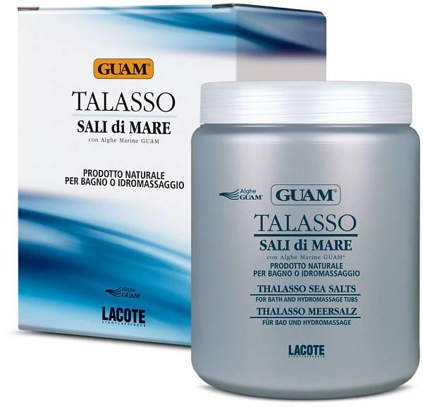 Guam Соль для ванны Talasso
