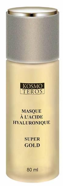 Kosmoteros Super Gold Омолаживающая маска с гиалуроновой кислотой