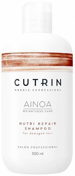 Cutrin AINOA Шампунь для восстановления волос Nutri Repair