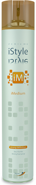 Periche iStyle iMedium Лак для волос сильной фиксации Strong Definition