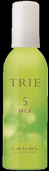 Lebel Trie Platinum Collection Молочко для укладки Milk 5