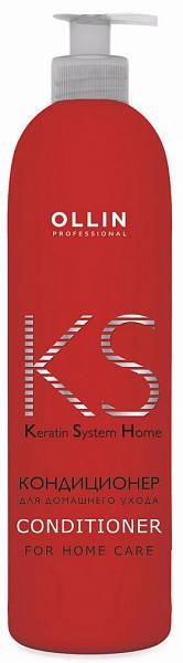 Ollin Keratin System Кондиционер для домашнего ухода