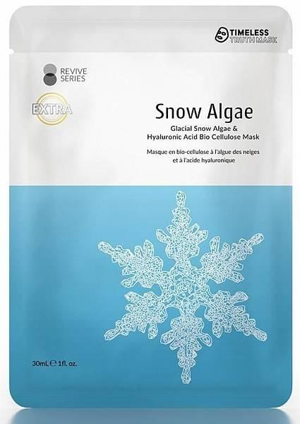 Janssen Увлажняющая альгинатная Anti-Age маска Snow Algae