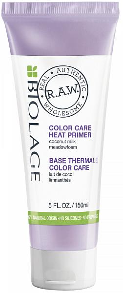 Matrix Biolage RAW Color Care Термозащитный несмываемый крем для окрашенных волос