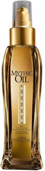 Loreal Mythic Oil Питательное масло для всех типов волос
