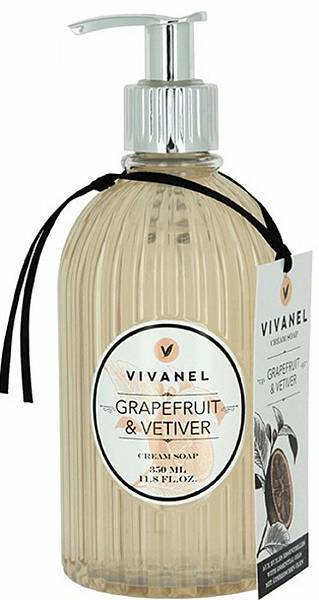 Vivanel Крем-мыло Грейпфрут и Ветивер