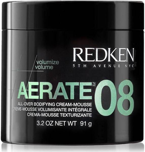 Redken Volume Крем-мусс для объема Aerate 08