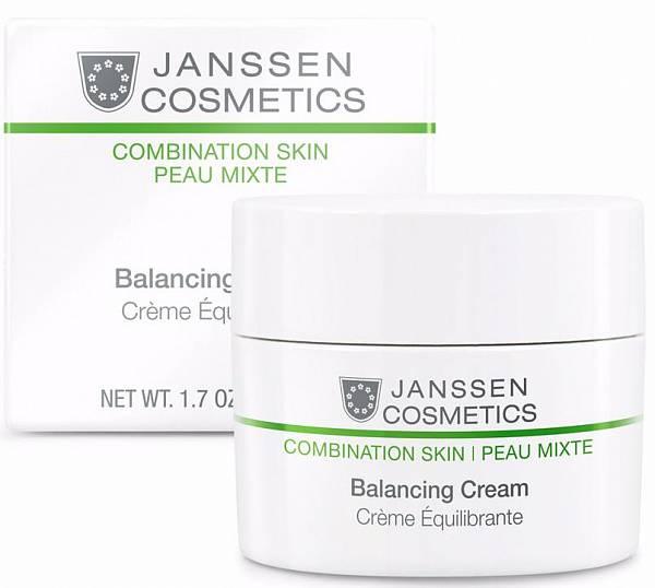 Janssen Combination Skin Балансирующий крем Balancing Cream