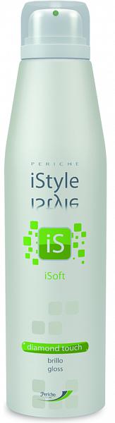 Periche iStyle iSoft Спрей для волос без газа с бриллиантовым блеском Diamond Touch
