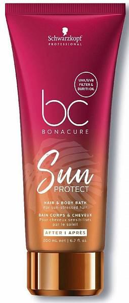 Schwarzkopf BC Sun Protect Шампунь для волос и тела