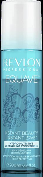 Revlon EQUAVE Несмываемый 2-х фазный спрей кондиционер увлажнение питание