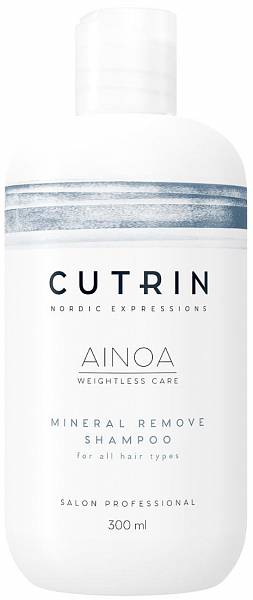 Cutrin AINOA Шампунь для деминерализации Mineral Remove