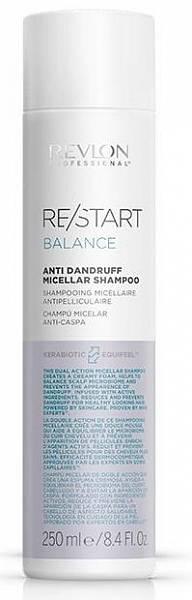 Revlon ReStart Balance Мицеллярный шампунь для кожи головы против перхоти