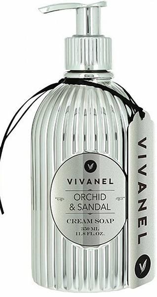 Vivanel Крем-мыло Орхидея и Сандал