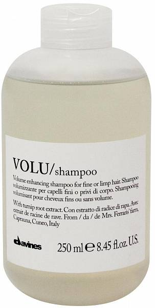 Davines Essential Шампунь для придания объёма волосам VOLU